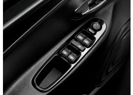 Lancia Ypsilon raambediening sierlijst 4 knoppen 50926287