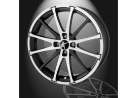 musketier-citroën-c6-lichtmetalen-velg-x-shine-8jx18-zwart-gepolijst-C68817BP