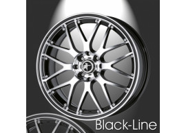 musketier-citroën-ds3-ds4-ds5-lichtmetalen-velg-zwart-line-7x16-zwart-gepolijst-zwarte-rand-DS44446BP