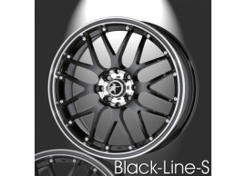 musketier-citroën-ds3-ds4-ds5-lichtmetalen-velg-zwart-line-s-7x17-zwart-rand-gepolijst-zwarte-rand-DS445014B