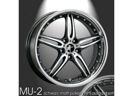 musketier-citroën-ds4-ds5-lichtmetalen-velg-mu-2-85jx19-mat-zwart-gepolijst-met-rvs-DS498514EBP