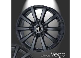 musketier-peugeot-206-lichtmetalen-velg-vega-65x16-mat-zwart-20644012B