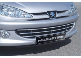 musketier-peugeot-206-rvs-grille-verchroomd-voor-grote-standaard-grille-2060800G