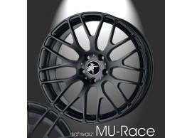 musketier-peugeot-207-lichtmetalen-velg-mu-race-7x17-zwart-20745027B