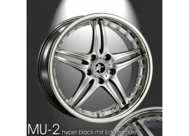musketier-peugeot-4008-lichtmetalen-velg-mu-2-9x20-hyper-zwart-met-rvs-400809014E