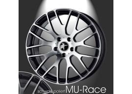 musketier-peugeot-4008-lichtmetalen-velg-mu-race-7x17-zwart-gepolijst-40087716BP