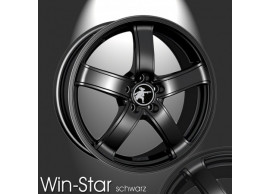 musketier-peugeot-407-lichtmetalen-velg-win-star-75x17-zwart-40777516B
