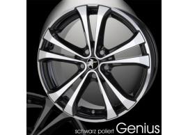 musketier-peugeot-508-lichtmetalen-velg-genius-8x19-zwart-gepolijst-5089805BP