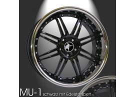 musketier-peugeot-607-lichtmetalen-velg-mu-1-85x19-zwart-met-rvs-60798513EB