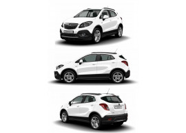 Opel Mokka OPC-line kit without roof spoiler 95380017