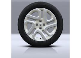 "Renault Captur lichtmetalen velg 17"" Explore Ivory 403009735R"