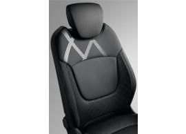 Renault Captur stoelhoezen 'Zip collection' Paris 8201401362