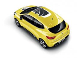 Renault Clio 2012 - .. dak sticker Le Mans 738547760R