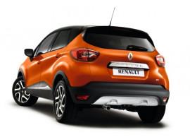 Renault Captur 2013 - 05/2017-skidplate-achter-8201591868