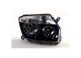 260605370R Dacia Duster 2014 - 2018 headlight left smoked