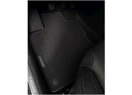 Renault Kadjar vloermatten confort 8201569389