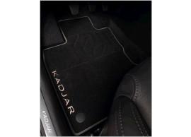 Renault Kadjar vloermatten premium 8201569371