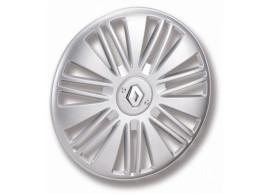 7711425514 Dacia secured hubcap