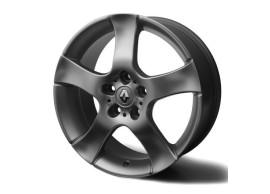 """Renault lichtmetalen velgen 17"""" Myriade donker grijs 7711426995"""