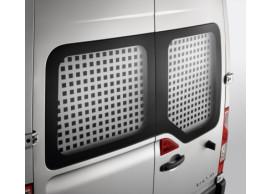 Renault Master / Opel Movano 2011 - .. bestelauto beschermrooster H2 & H3 achterdeuren 7711427945