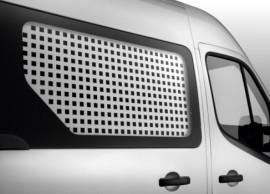 Renault Master / Opel Movano 2011 - .. bestelauto beschermrooster schuifdeur rechts 7711426013