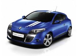 Renault Megane 2008 - 2016 hatchback stickers wit 7711425852