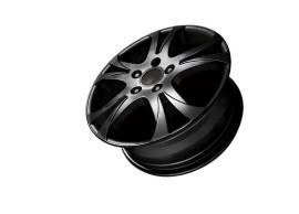 "Renault lichtmetalen velg Avanza 15"" Chrome Shadow 7711426989"