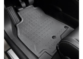 Renault Megane 2008 - 2016 vloermatten rubber novestra 7711425284