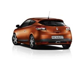 Renault Megane 2008 - 2016 coupe achterklepspoiler 7711426477