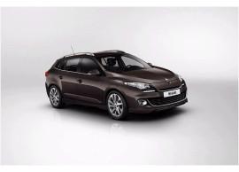 Renault Megane 2008 - 2016 hatchback & Estate voorspoiler 8201276189