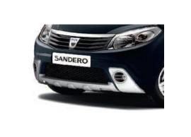 6001998378 Dacia Sandero 2008 - 2012 grille black