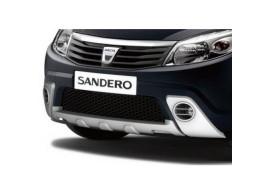 7711425353 Dacia Sandero 2008 - 2012 front bumper skidplate
