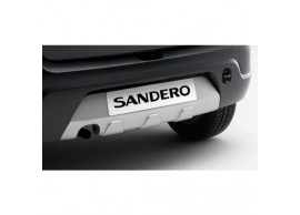7711425356 Dacia Sandero 2008 - 2012 rear bumper skidplate
