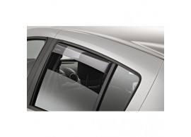 6001998299 Dacia Sandero 2008 - 2012 wind deflectors rear