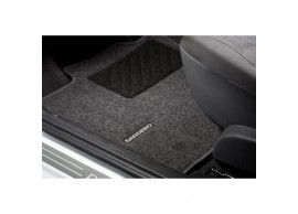 6001998289 Dacia Sandero 2008 - 2012 floor mats Madrigal (LHD)