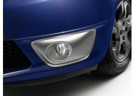 8201289771 Dacia Sandero 2012 - .. fog light trims gray