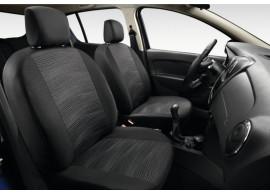8201496809 Dacia Sandero 2012 - .. seat cover set front seats