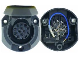 Renault Sc?nic 2009 - 2016 kabelset 13-polig 8201547732