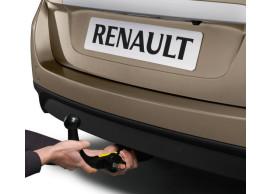 Renault Sc?nic 2009 - 2016 trekhaak afneembaar 8201428675+8201428685