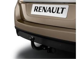 Renault Grand Sc?nic 2009 - 2016 trekhaak vast (5-zitplaatsen) 8201428677+8201428690
