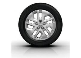 "Renault Trafic / Opel Vivaro / Fiat Talento 2014 - .. lichtmetalen velg 17"" Cyclade 403007968R"