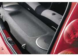947882 Peugeot 107 / Citroën C1 2008 - 2014 parcel shelf with speakers