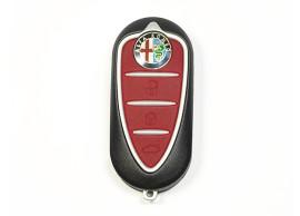 Fiat klapsleutelbehuizing