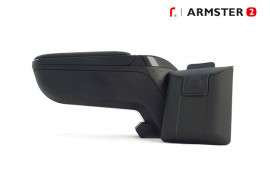 Armrest Dacia Dokker 2012 - 2015 Amster 2 black (LHD) for EURO 5 without S&S