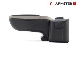 Renault Megane 2008 - 2016 / Fluence Armster 2 black/grey armrest V00375