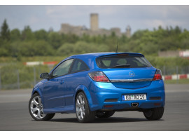 Opel Astra H OPC diffusor 93186661