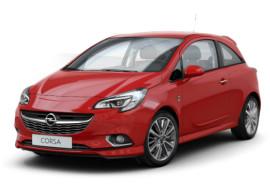 39004976 Opel Corsa E 3-drs OPC-line pakket met dakspoiler (met trekhaak)