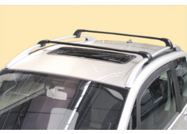 Lockable Roof Rack for Citroen C1 2005-2014 5-Door Only