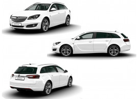 Opel Insignia A Sports Tourer OPC-line kit (2008 - 2013) 13344012