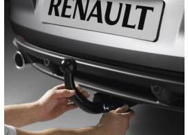 Renault Laguna 2010 - 2015 Estate trekhaak afneembaar 7711427698+7711427699